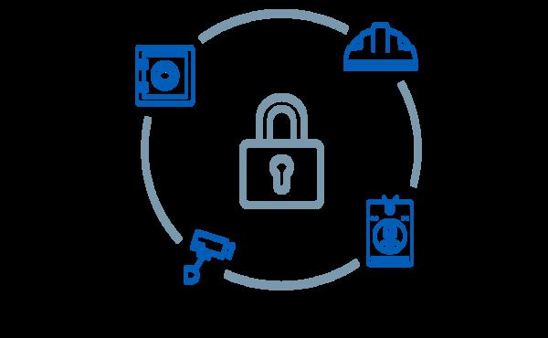 Grafik Symbolbild SELECTRIC Sicherheit