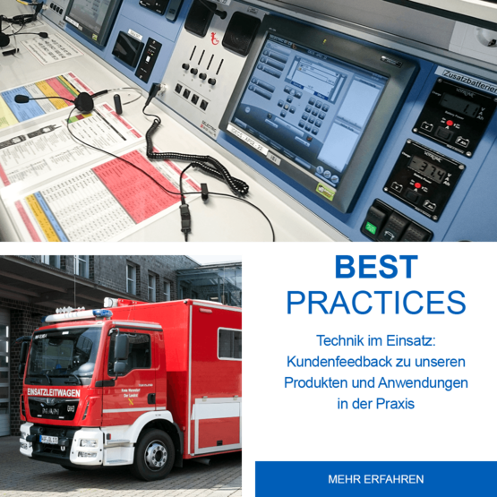 SELECTRIC Best Practices ELW und Technik
