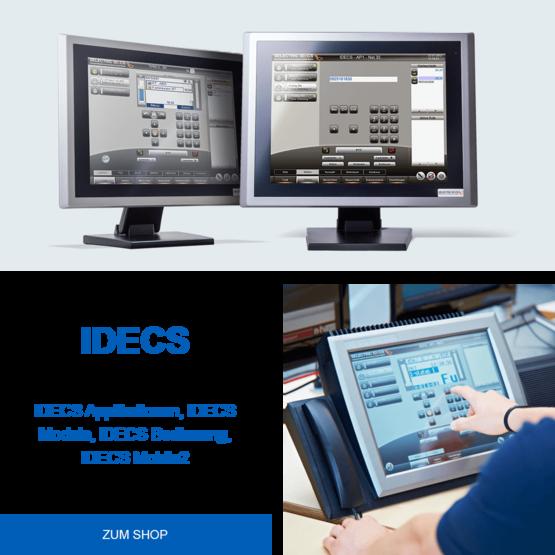 SELECTRIC IDECS Bildschirme