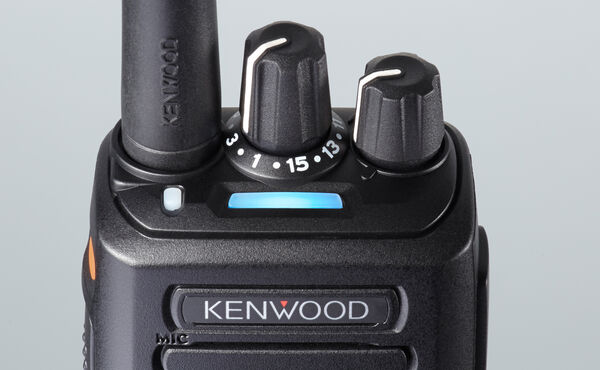 DMR Kenwood NEXEDGE Handfunkgerät Detail