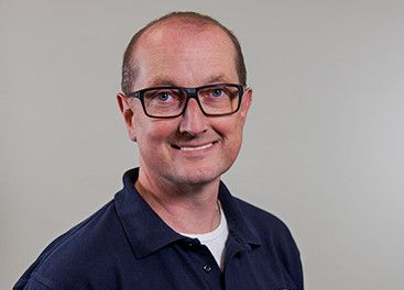 Portrait von Martin Terhalle