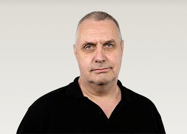 Portrait von Gerd Rauschenberger