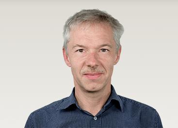 Portrait von Wolfgang Rebmann