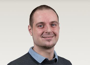 Portrait von Tobias Frake