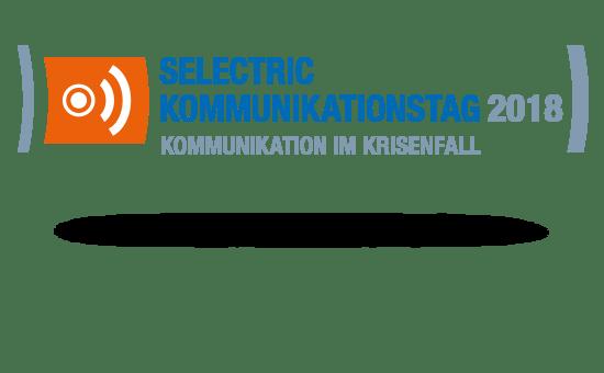 Logo SELECTRIC Kommunikationstag 2018