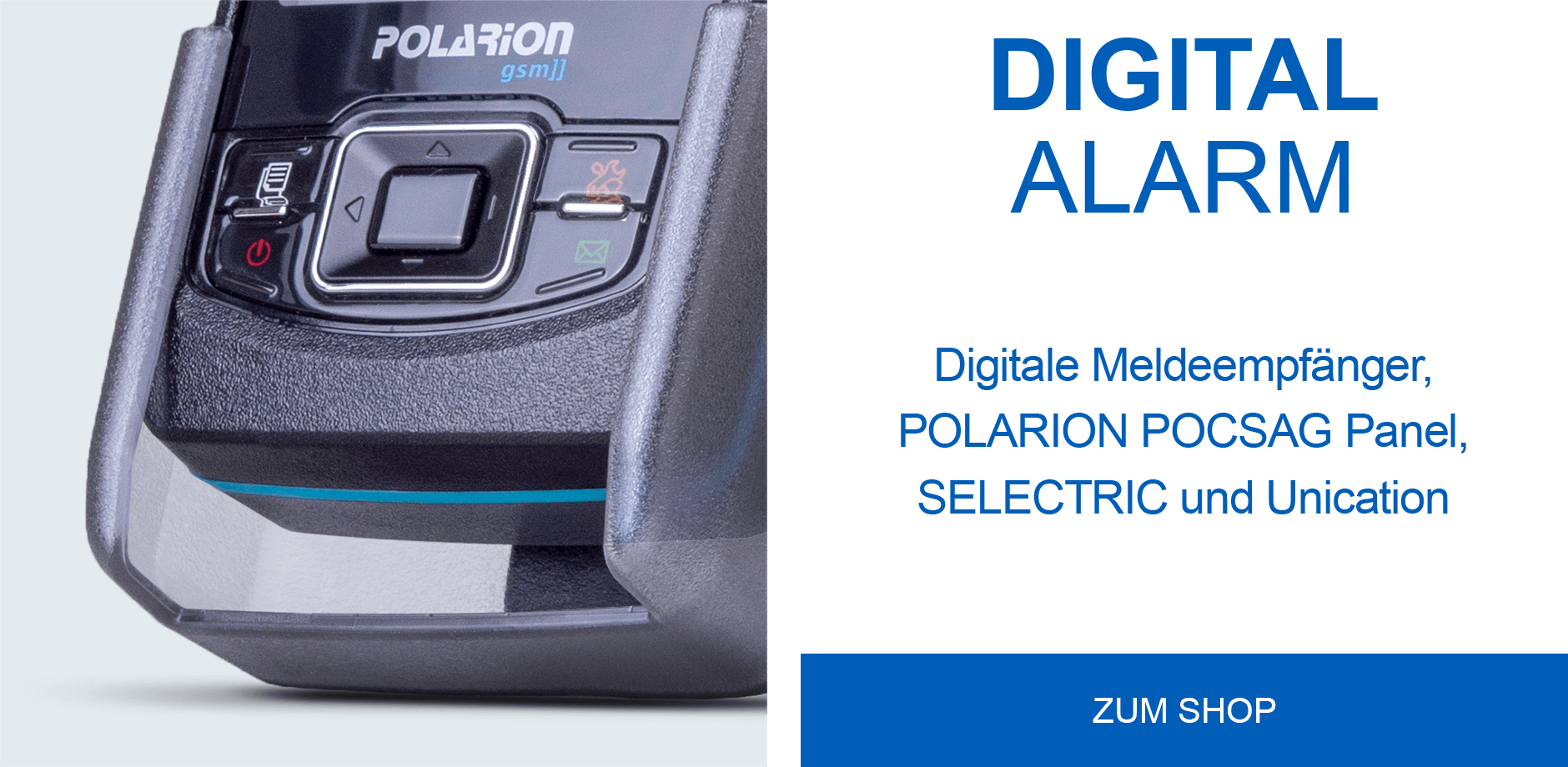 SELECTRIC Digitalalarm