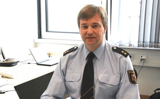 Mitarbeiter der Polizei Rheinland-Pfalz
