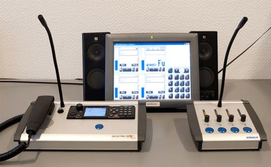 SELECTRIC Technik für die Polizei im Saarland