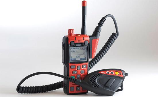Sepura ATEX Funkgeräte für die Werkfeuerwehr BASF