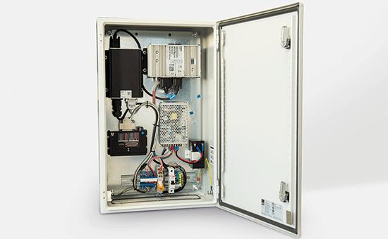 TSC3900 TETRA Sirenen Control