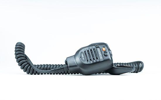 Betriebsfunk Zubehör Lautsprecher-Mikrofon