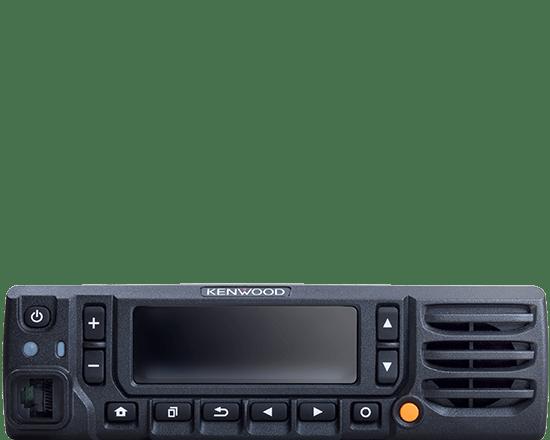 Betriebsfunk Kenwood Mobilgerät NEXEDGE  Front