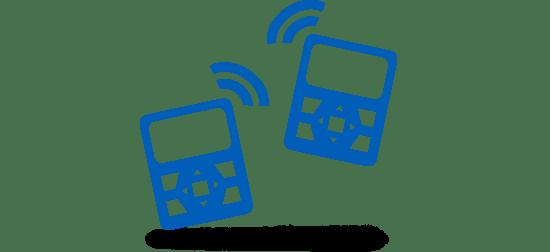 Grafik Digitalalarm Meldeempfänger