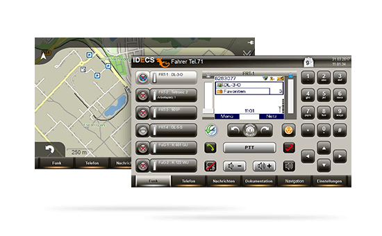 SELECTRIC IDECS Mobile2 Screenshots