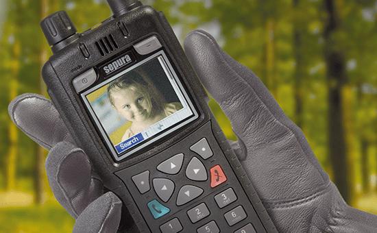 Applikation Image Messaging Handfunkgerät