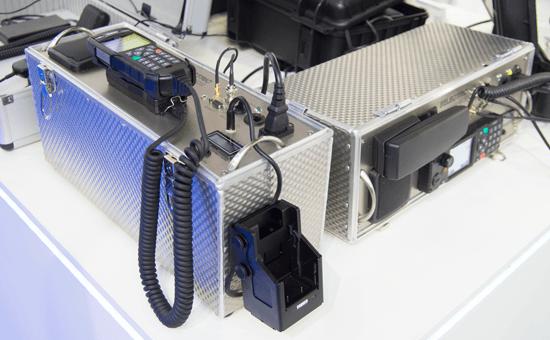 SELECTRIC Digitalfunk Kofferlösungen