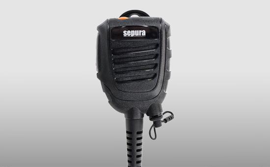 Lautsprechermikrofon Sepura mRSM