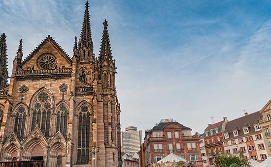 Kirche im Untrut Hainich Kreis