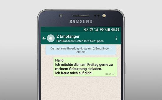 whatsapp freunde einladen excellent whatsapp kontakte auf dem iphone with whatsapp freunde. Black Bedroom Furniture Sets. Home Design Ideas