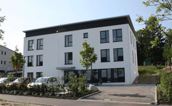 Gebäude SDS Bayern