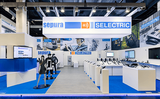 SELECTRIC Stand PMRExpo