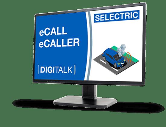 Startseitenslider YouTube Video eCall und eCaller